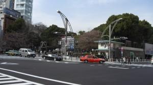 上野広小路